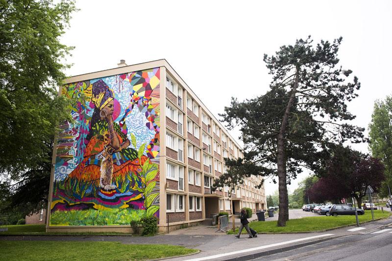 Rouen impressionnée